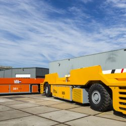 PSA Singapur ordert 150 Container-FTS vonVDL und Gaussin