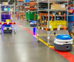 Körber Supply Chain mit neuen FTS-Kooperationen